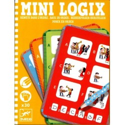 Mini Logix Remets dans l'ordre