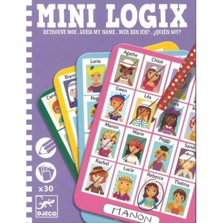 Mini Logix Retrouve moi -  filles