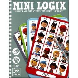 Mini Logix Retrouve moi - garçons