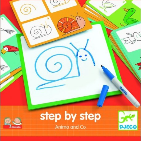 Step by step Animo & co