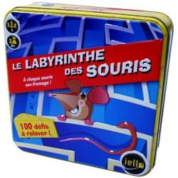 Le labyrinthe des souris