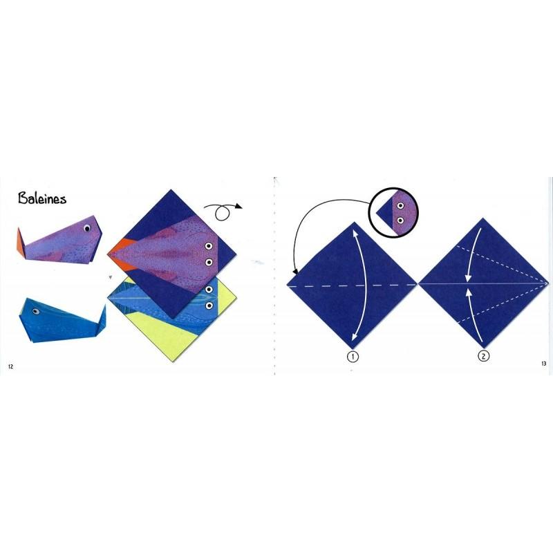 origami facile animaux trendy origami facile les animaux polaires with origami facile animaux. Black Bedroom Furniture Sets. Home Design Ideas