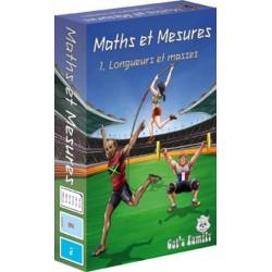 Maths et mesures 1 - Longueurs et masses