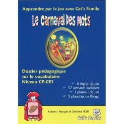 Le carnaval des mots, dossier pédagogique CP-CE1