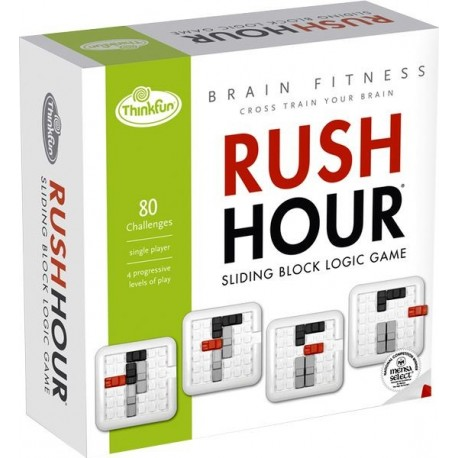 Rush hour Brain Fitness