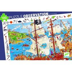 Pirates (puzzle 100 pièces)