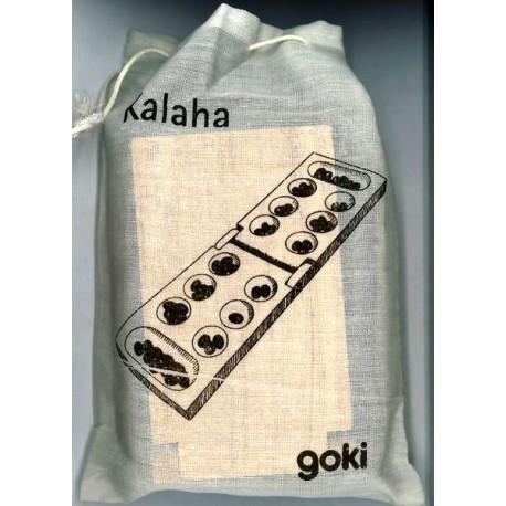 Kalaha (Awalé) de voyage