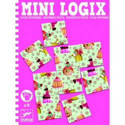 Mini Logix Puzzle impossible princesses