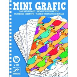 Mini Grafic Coloriages animaux