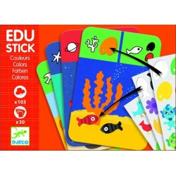 Edu Stick Couleurs