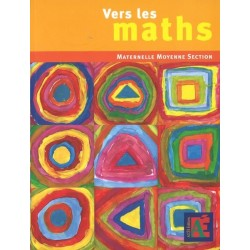 Vers les maths - Moyenne section
