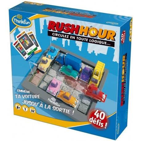 Rush hour (Embouteillage des voitures)