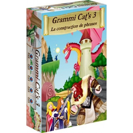 Grammi Cat's III - construction de phrases