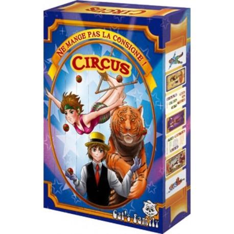 Ne mange pas la consigne Circus