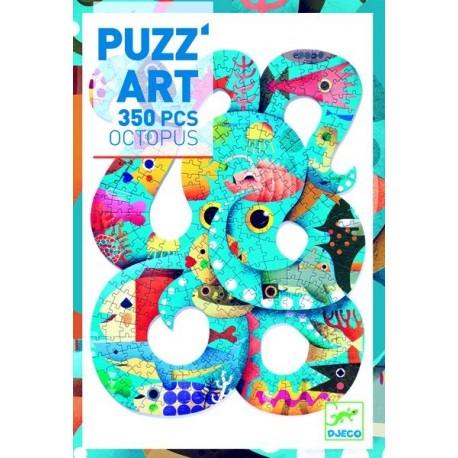 Puzz' Art Octopus
