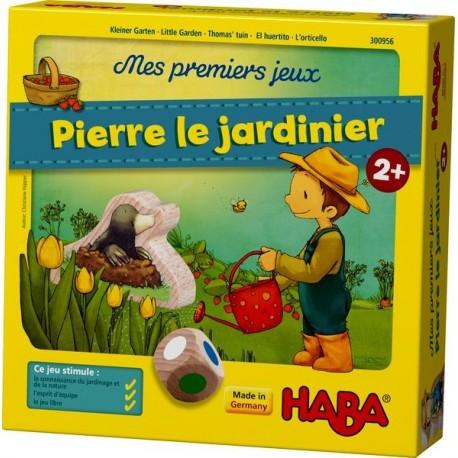 Mes premiers jeux Pierre le jardinier