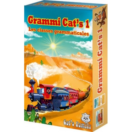 Grammi Cat's I - Les classes grammaticales
