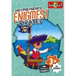 Mes premieres énigmes pirates