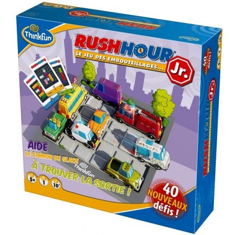 Rush hour junior (Embouteillage des voitures)