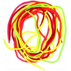 Kit de piquage - lacets fluo