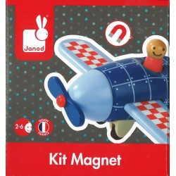 Kit magnet avion