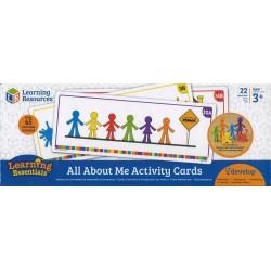 Familles à compter - cartes d'activités