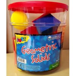 Formes géométriques en mousse
