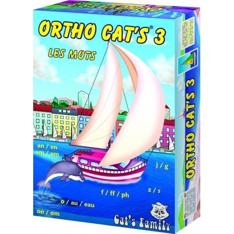 Ortho Cat's 3 - Les mots