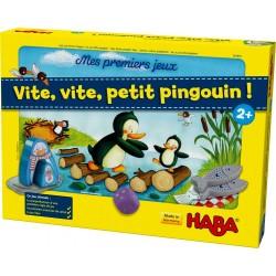 Vite, vite, petit pingouin!