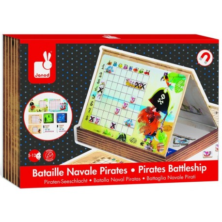"Bataille navale ""Pirates"""