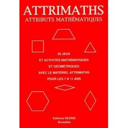 Fichier Attrimaths 50 jeux 7 - 11 ans