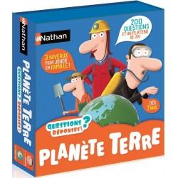Questions Réponses - Planète terre