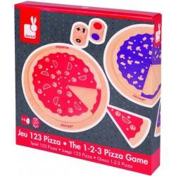 Jeu 123 Pizza