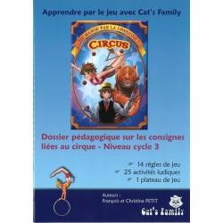 Ne mange pas la consigne Circus, dossier pédagogique cycle 3