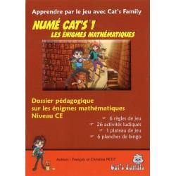 Numé Cat's I - Enigmes, dossier pédagogique CE
