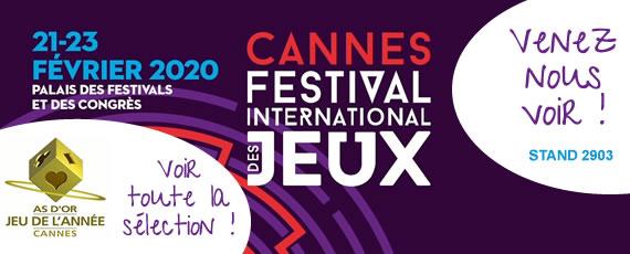 Festival des jeux de cannes 2020 - Didacto