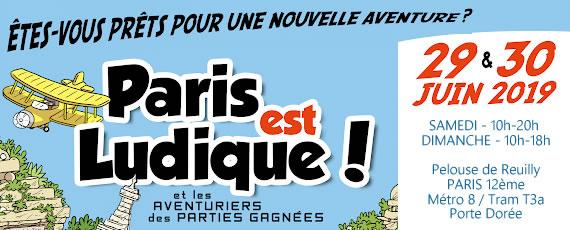Paris est ludique 2019 - DIDACTO